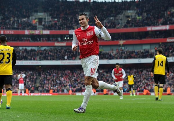 arsenal v blackburn rovers premier league