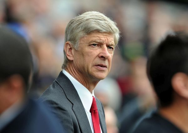london england march 31 arsene wenger the manager of arsenal
