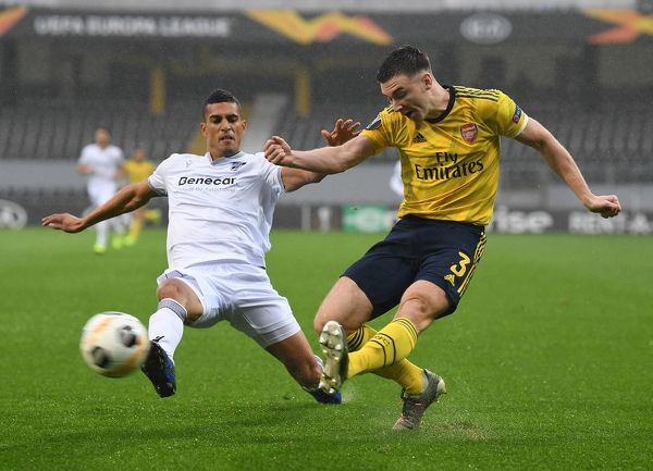Vitoria Guimaraes v Arsenal FC: Group F - UEFA Europa League