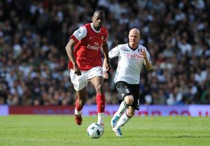 abou diaby arsenal andrew johnson fulham