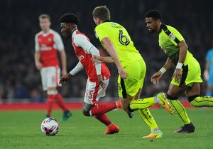 ainsley maitland niles arsenal george evans