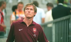 Alex Hleb (Arsenal). Ajax 0:1 Arsenal