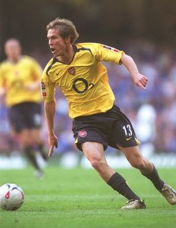 Alex Hleb (Arsenal). Arsenal 1:2 Chelsea. FA Community Shield