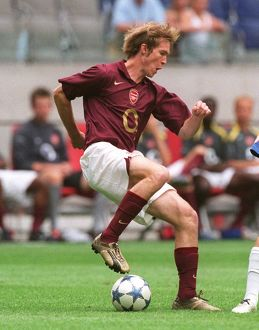 Alex Hleb (Arsenal). Arsenal 2:1 Porto. The Amsterdam Tournament