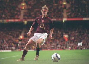 Alex Hleb (Arsenal). Arsenal 4:1 Fulham. FA Premier League