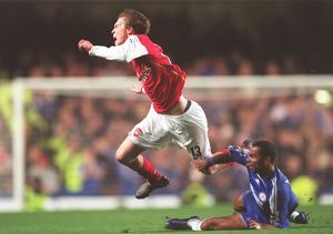Alex Hleb (Arsenal) Ashley Cole (Chelsea)
