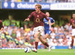 Alex Hleb (Arsenal). Chelsea 1:0 Arsenal. FA Premier League