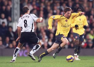 Alex Hleb (Arsenal) Michael Brown (Fulham)
