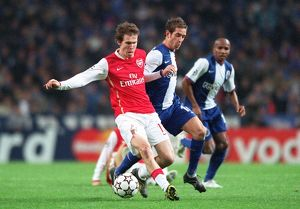 Alex Hleb (Arsenal) Raul Meireles (Porto)