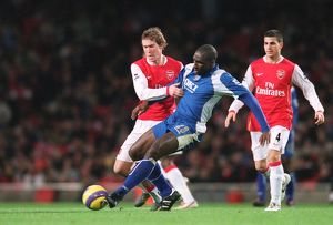 Alex Hleb (Arsenal) Sol Campbell (Portsmouth)