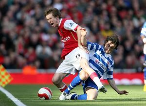 Alex Hleb (Arsenal) Stephen Hunt (Reading)