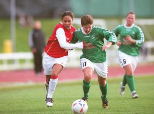 alex scott arsenal gudlaug jonsdottir