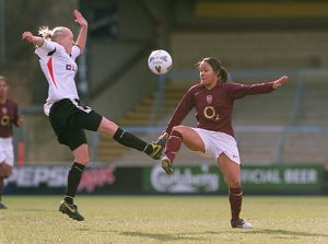 alex scott arsenal sarah snare charlton