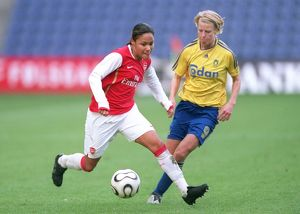 alex scott arsenal stine kjaer dimun brondby