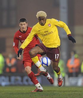 alex song arsenal alex revell orient