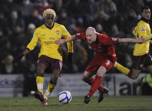 alex song arsenal andrew whing orient