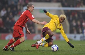 alex song arsenal stephen dawson orient