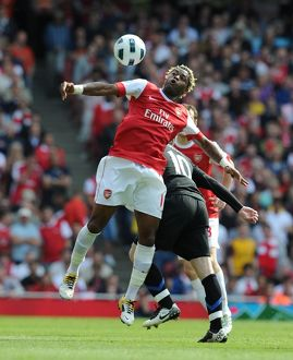 alex song arsenal wayne rooney man utd arsenal 10 manchester