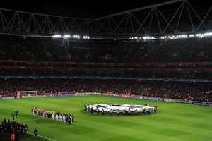 arsenal fc v ac milan uefa champions league round of 16