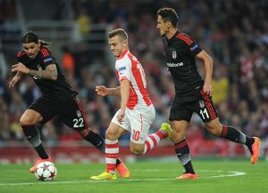 Arsenal FC v Besiktas JK - UEFA Champions League Qualifying Play-Offs Round: Second Leg