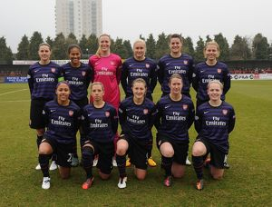 arsenal ladies fc v asd torres cf uefa