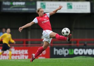 arsenal ladies fc v bobruichanka uefa womens