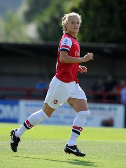 arsenal ladies fc v lincoln ladies fc the fa wsl