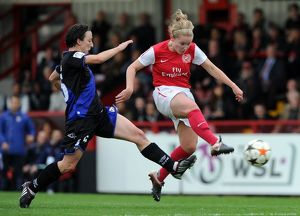 arsenal ladies fc v rayo vallecano uefa