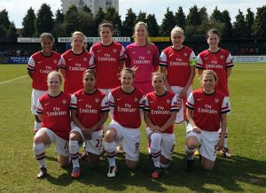 arsenal ladies fc v vfl wolfsburg uefa
