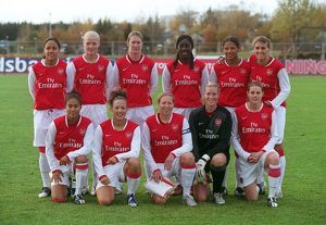 arsenal ladies team
