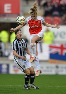 arsenal ladies v notts county ladies fa wsl