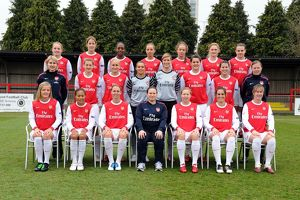 arsenal team group arsenal ladies 11 linkoping fc womens