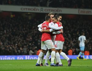 arsenal v aston villa fa cup fourth round