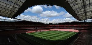 arsenal v crystal palace premier league