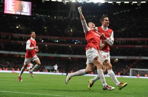 arsenal v fulham 2010 11