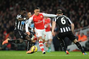arsenal v newcastle united premier league