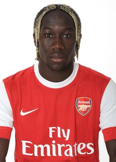 Bacary Sagna (Arsenal). Arsenal 1st team Photocall and Membersday. Emirates Stadium