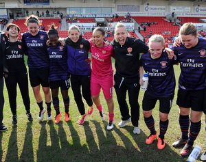 bristol academy womens fc v arsenal ladies
