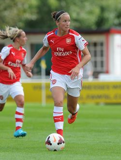 casey stoney arsenal ladies millwall lionessess 04