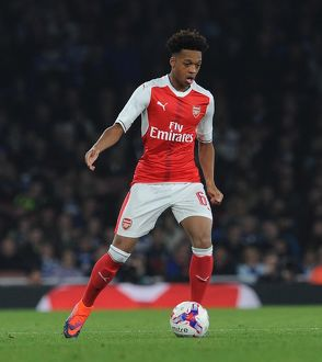 chris willock arsenal arsenal 20 reading