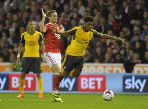 chuba akpom arsenal chris cohen forest nottingham