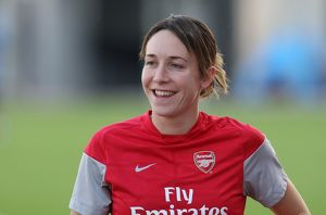 corrine yorston arsenal