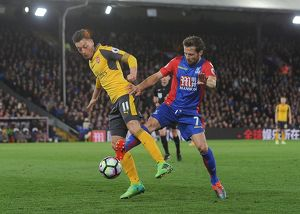 crystal palace v arsenal premier league