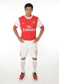 Denilson (Arsenal). Arsenal 1st Team Photocall and Membersday. Emirates Stadium, 5/8/10
