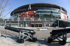 Emirates Stadium, 1/3/10. Credit : Arsenal Football Club / David Price
