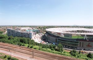 Emirates Stadium and the Northern Triangle