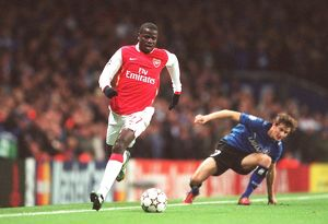 emmanuel eboue arsenal mario fillinger