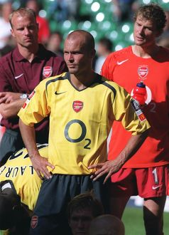 Freddie Ljungberg (Arsenal) after the match. Arsenal 1:2 Chelsea