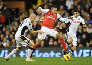 fulham v arsenal premier league