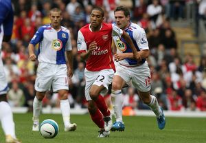 Gael Clichy (Arsenal) David Dunn (Blackburn Rovers)
